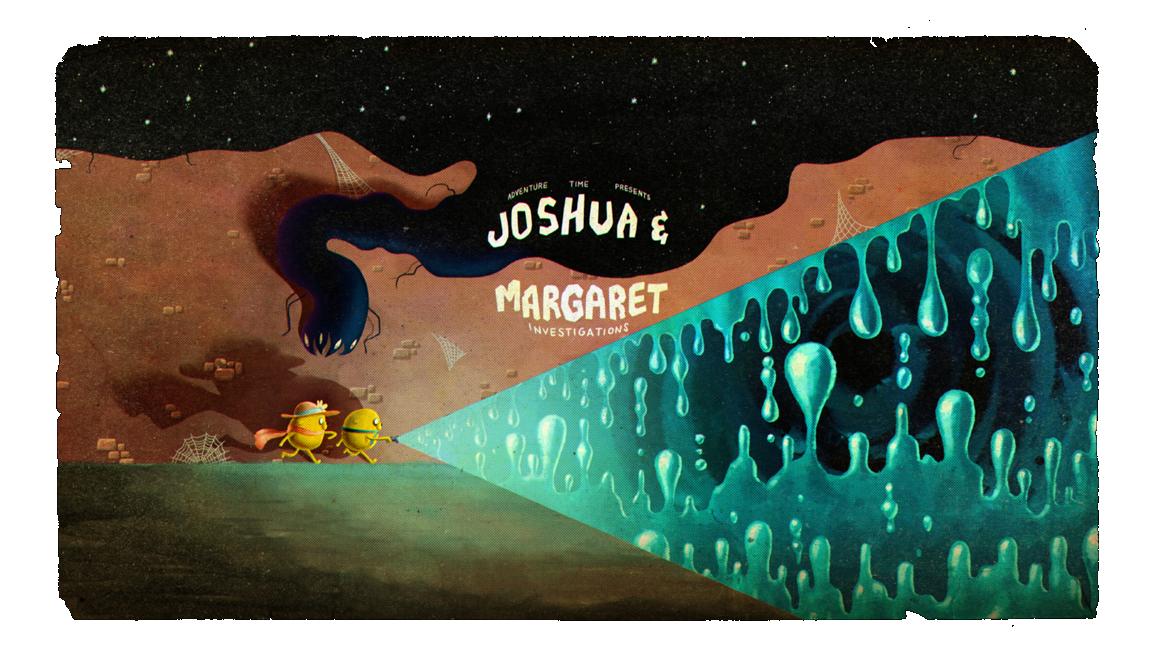Детективное агентство Джошуа и Маргарет