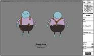 Modelsheet Fat Villager -3