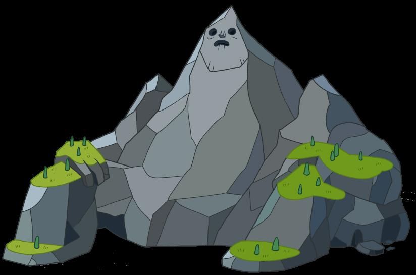 Живая гора