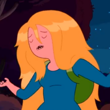 S5e11 Fionna singing with no hat.png
