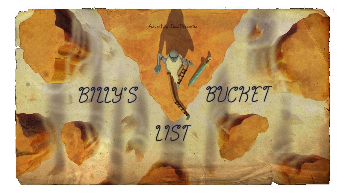Список самых важных дел Билли