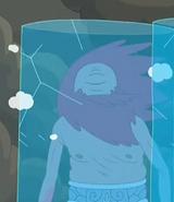Balthus frozen