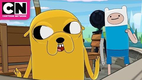 Adventure Time - Pirates Of The Enchiridion Date Announcement - Cartoon Network
