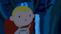 S5e10 Finn blows out candle