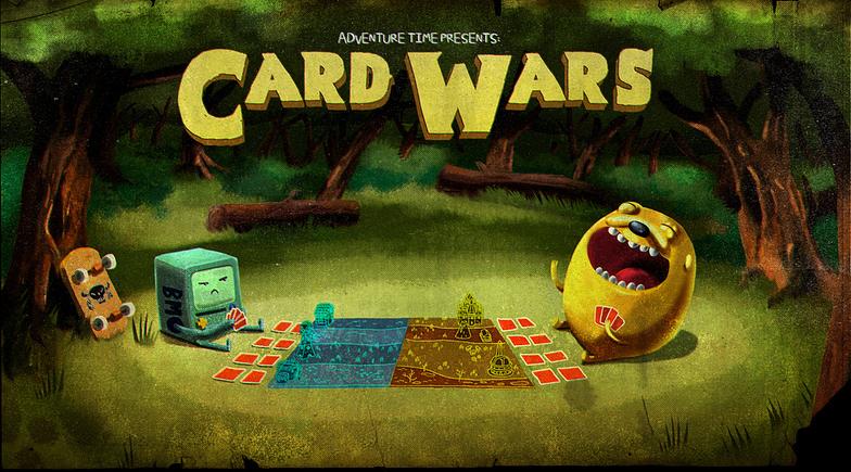 Картные войны