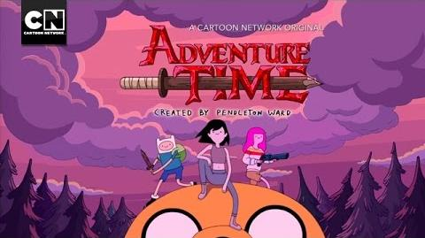 Stakes Opening Adventure Time Cartoon Network
