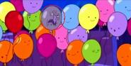 Buttmad balloon