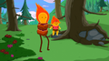 Newborn Flame Princess