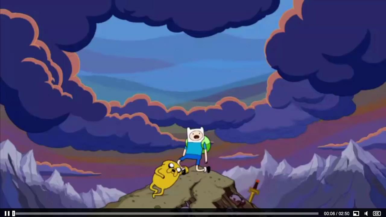 Adventure Time - The Gift That Reaps Giving (Short)