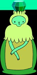 Принцесса Изумруд
