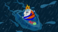 S5 e22 Ice King in a boat