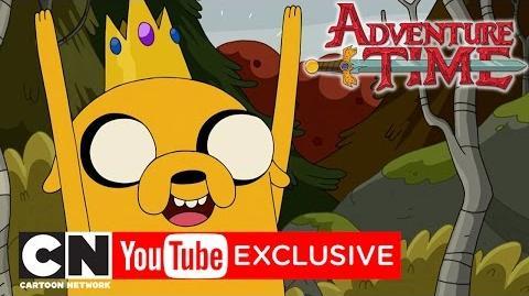 Frog Seasons Autumn Adventure Time Cartoon Network