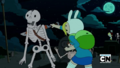 S5e11 slash that skeleton