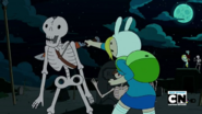 S5e11 slash that skeleton