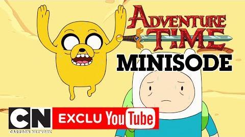 Été (2 5) Minisode Adventure Time Cartoon Network