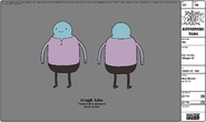 Modelsheet Fat Farmer Village -3