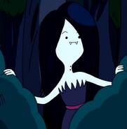 S1e22 Marceline in bushes