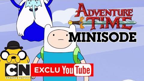 Hiver (4 5) Minisode Adventure Time Cartoon Network