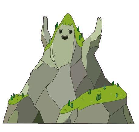 Девушка-гора