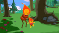 Newborn Flame Princess 3