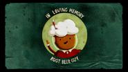 S6e10 In memory of Root Beer Guy