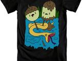 Рокерская футболка Принцессы Жвачки