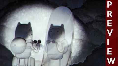 Adventure Time - Don't Look Preview