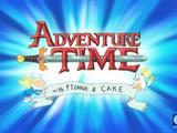 피오나와 케이크의 어드벤처 타임
