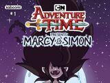 Марси и Саймон (комикс)