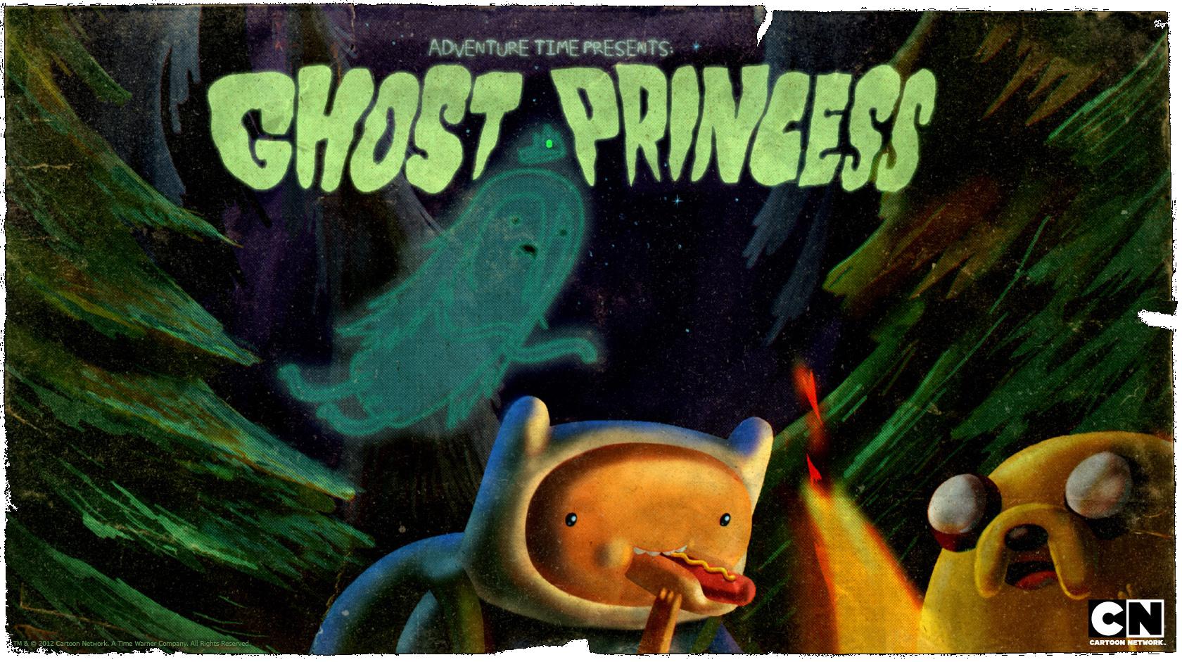 Принцесса Призрак (эпизод)