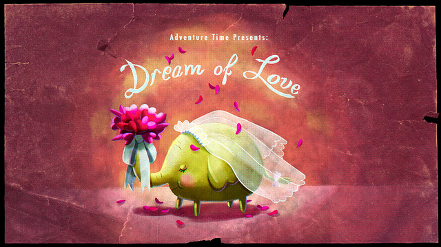 Сон любви