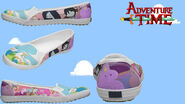 Adventure time shoes by xxangelbitexx-d4iiyxq
