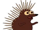 Puercoespín