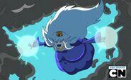 RUN IT'S THE ICE QUEEN!!!!!!!!!