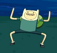 Finn, the person with the face0