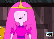 Princess Bubblegum, the other person with teh other face