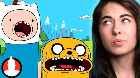 Top 5 Adventure Time Theories - Cartoon Conspiracy (Ep
