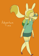Fionna and cake by ilovesapples-d3lmo3b large