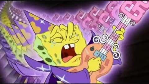 Spongebob Squarepants Goofy Goober Rock