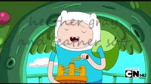 Adventure Time song Sleepy Puppies (with Lyrics)
