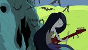 Marceline beggining
