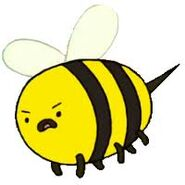 Bee. From ending credits.