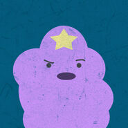 Lumpy space princess portrait by danix54-d32t1t4