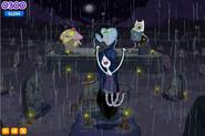 Zombie finn rain