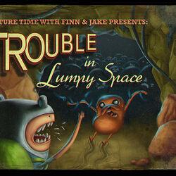 Episodes focusing on Lumpy Space Princess