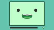 Bmo is ready 4 his close up