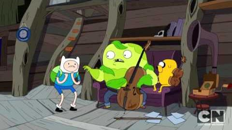 Adventure Time An Ogre and a Gentleman