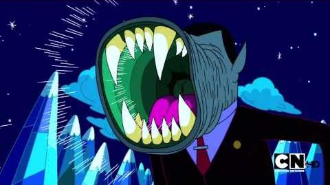 Adventure Time - Evil Günter