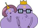 Lumpy Space Queen
