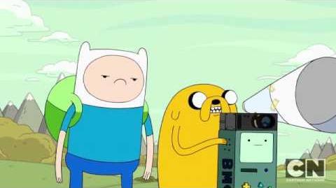 Adventure Time - Adventure Time The Big Wedding Scene